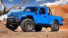 2019 jeep gladiator lifted six custom 2020 jeep gladiator trucks coming to easter