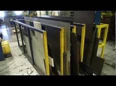 various sized sheet metal on racks on govliquidation com youtube