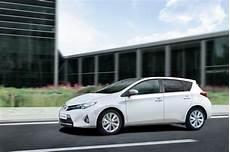 Toyota Auris Hybrid Verbrauch - toyota auris hybrid knausern auf niedrigem niveau