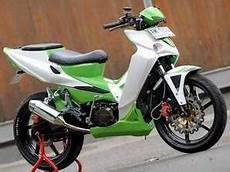 Modifikasi Honda Revo 110cc by Image Modifikasi Honda Revo 110cc Modifikasi Motor