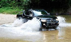 Otomotif Modern New Mitsubishi Triton Cars Review And Specs