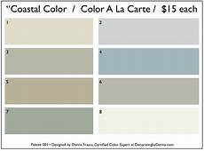 coastal colors that you don t see at first decorating by intuitive color expert
