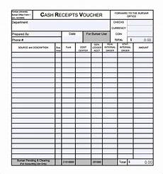 free 12 cash receipt templates in docs sheets excel ms word numbers