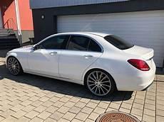 News Alufelgen Mercedes C Klasse W205 Mit 20zoll