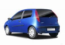 Fiche Technique Fiat Punto 60 Dynamic 2002