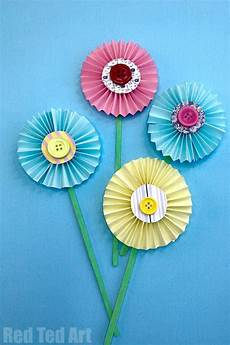 How To Make Paper Flowers Step By Step With Pictures
