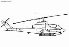 Malvorlagen Hunde Ide Gambar Mewarnai Pesawat Helikopter Terbang Warna