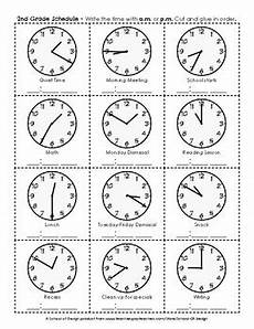 telling time to the nearest 5 minutes am pm schedule by