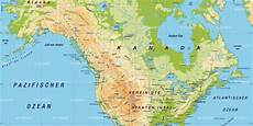 map of america general map region of the world