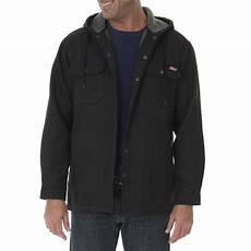 dickies mens twill polar winter outwear warm fleece lined
