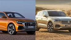 new 2019 audi q8 vs 2019 volkswagen touareg suvs luxury coup 233
