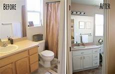 Bathroom Pictures Before And After by A Few Of My Favorite Things Master Bath Before And After