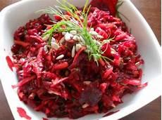 Rote Beete Karotten Salat Rezept Mit Bild Kochbar De