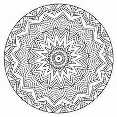 coloring to calm volume one mandalas