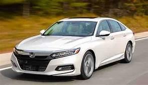 2020 Honda Accord Sedan  Car US Release