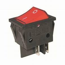 interrupteur à bascule interrupteur rectangulaire