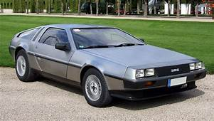 DeLorean DMC 12  Review SuperCarsnet
