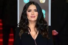 salma hayek 2018 salma hayek s politely savage takedown of the 2018