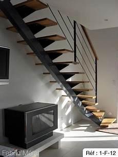 metal design lorient fabricant escalier metal bois bretagne vannes lorient