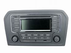 vw rcn210 cd player radio mp3 aux usb sd bluetooth jetta