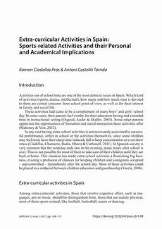 sports related worksheets 15870 pdf curricular activities in spain sports related activities and their personal and