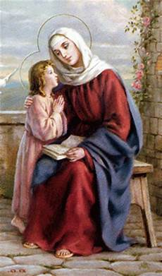 st anna the in the vale july 26 the feast of st