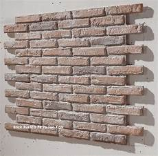 Steinoptik Paneel Brick Rustico Z 228 Une