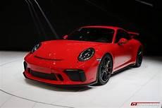 porsche 911 gt3 2017 geneva 2017 porsche 911 gt3 type 991 2 gtspirit