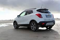 Opel Mokka De - actualit 233 automobile la nouvelle opel mokka