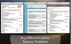 resume builder for mac download