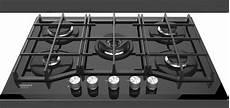 piano cottura nero piano cottura 5 fuochi nero ariston a gas 75 cm incasso