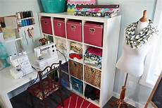 my colourful craft room office our diy house