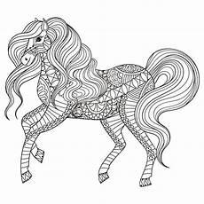 bildergebnis f 252 r malvorlage pferd mandala malvorlagen