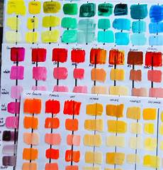 mixing paint mixing color acrylic paint art tutorial color mixing chart acrylic color