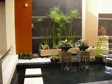 Desain Taman Dalam Rumah Desain Rumah Minimalis