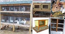 10 free diy rabbit hutch plans that make raising bunnies