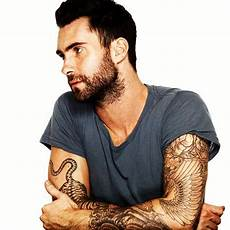 daily vibes adam levine tattoos