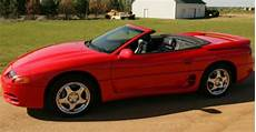 repair anti lock braking 1995 mitsubishi 3000gt windshield wipe control sell used 1995 mitsubishi 3000gt spyder vr 4 convertible 2 door 3 0l in pretty prairie kansas