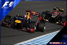 Formula 1 Sky Sports To Screen Barcelona Test Live And In