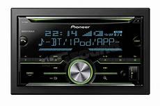 Pioneer Fh X730bt Autoradio 1 Din E 2 Din Autoradio 2