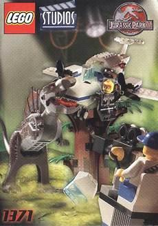 inspired inspiration lego jurassic park