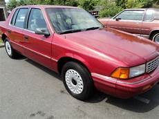 car repair manuals online pdf 1995 plymouth acclaim lane departure warning purchase used 1995 plymouth acclaim 49 000 senior driven miles 2 5 4cylinder cruise quot no reseve