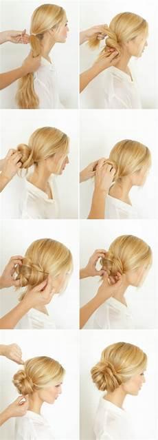 diy wedding hair side bun diy knotted bun wedding hairstyle wedding hair updo ideas
