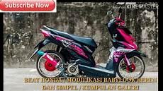 Honda Beat Babylook by Honda Beat Babylook Stance Modif Ceper Modif Simpel
