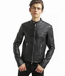 veste style motard homme 84241 veste en cuir noir blouson style motard versus versace coup de coeur mode