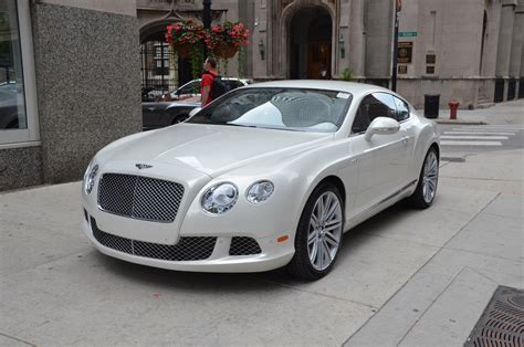2014 Bentley Continental Gt Speed Stock # Gc-roland195 For