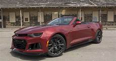 2019 The All Chevy Camaro by 2019 Chevy Camaro Zl1 Convertible Review A Thrill