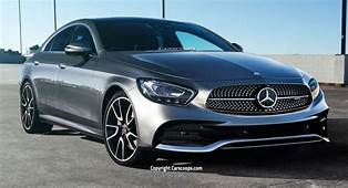 Future Cars 2019 Mercedes Benz CLS Will Be An Exercise On