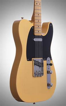 Fender Road Worn 50s Telecaster Guitar Zzounds