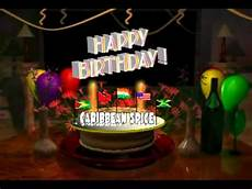 happy birthday bilder caribbean spice wishing you a happy birthday